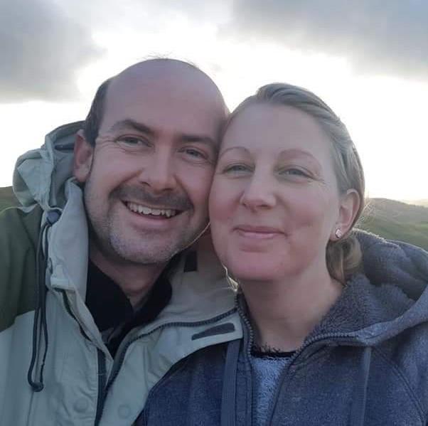 Joanne & Oliver Corder